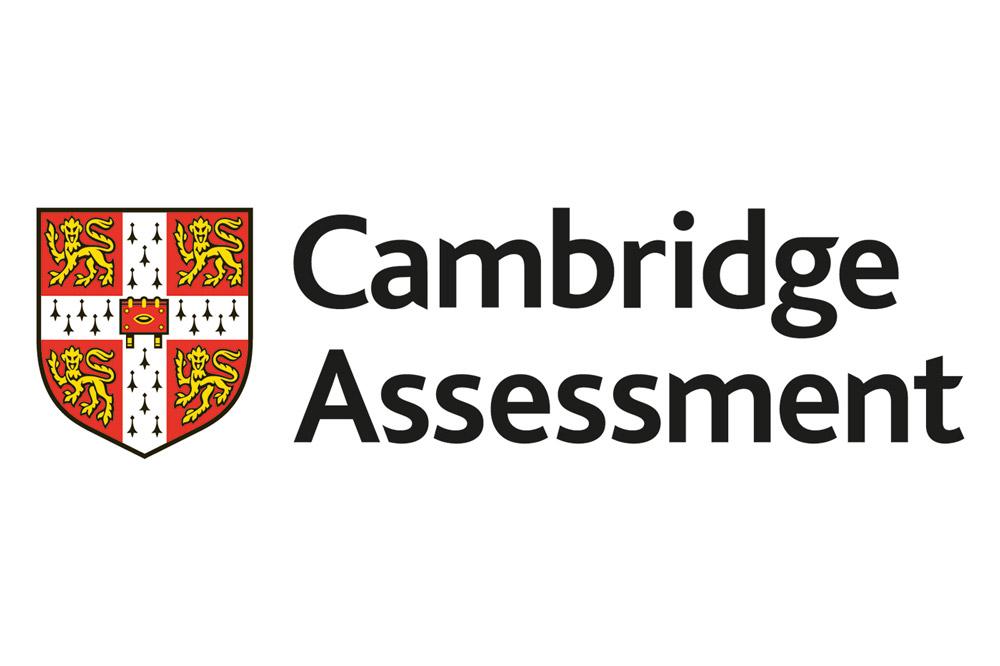 Logo und Schriftzug Cambridge Assessnent Center