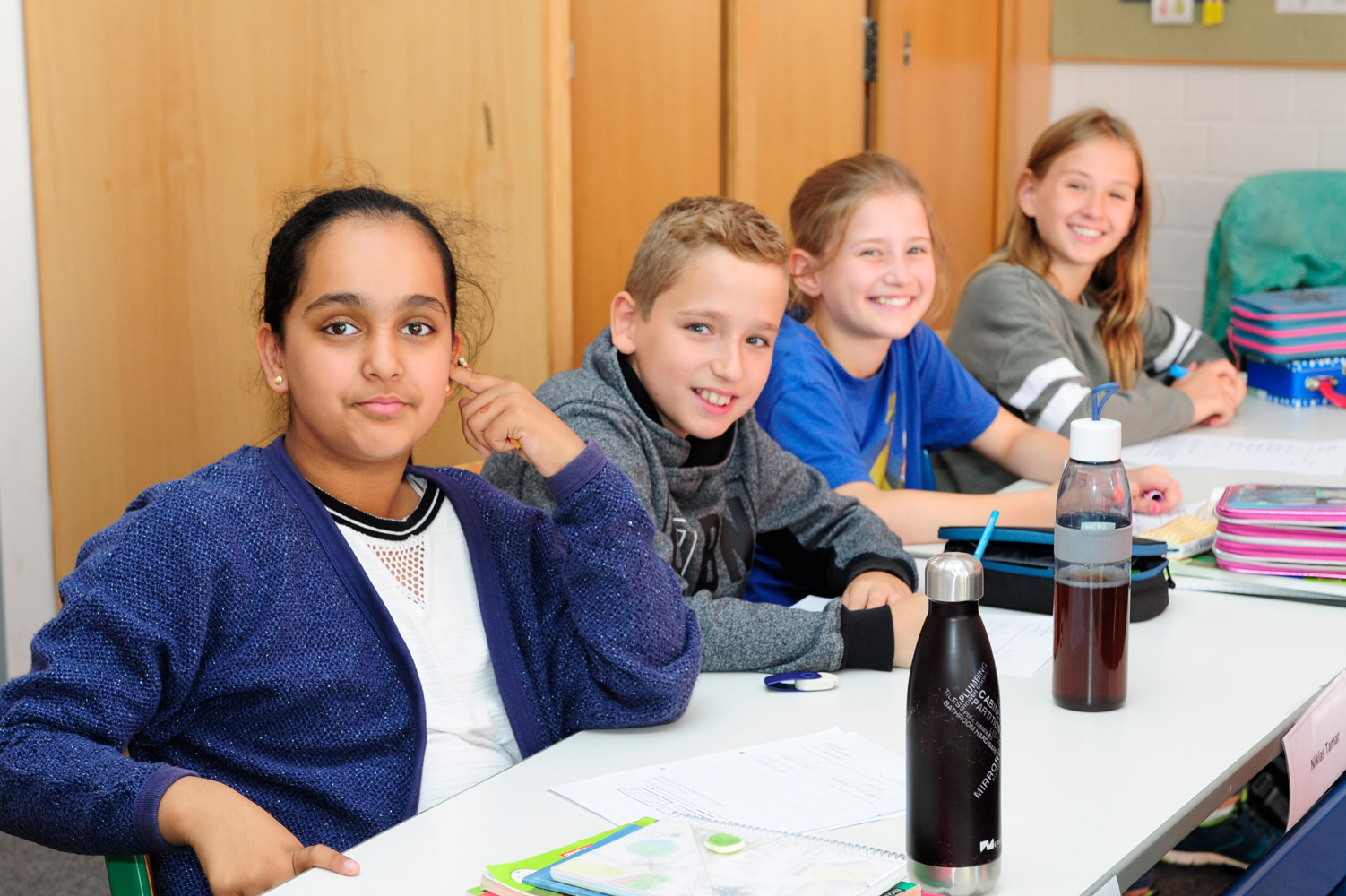 Deutschunterricht an der Erich Kästner Gemeinschaftsschule
